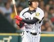 9試合連続安打、打率.441で阪神を引っ張る!!