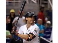 今季57本塁打(9月28日現在)のジャンカルロ・スタントン選手