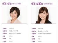 日本テレビ公式サイト「アナウンスルーム」より