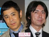 (左から)岡村隆史、矢部浩之(ナインティナイン)