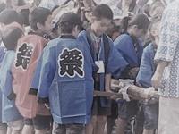 東京も子どもの割合は低い(都内でのお祭り風景)