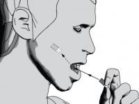 注射が苦手な人に朗報。口から飲み込む新型フィルムがワクチン接種に革命を起こす可能性(米研究)