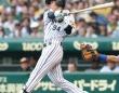 阪神・原口文仁は育成選手を経て、今季1軍に大抜擢。サヨナラ打を放つ活躍をみせている