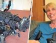 世界初の完全サイボーグ化手術を行う決断をした、末期の病に冒されたロボット科学者(イギリス)