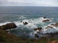 能登半島から見る日本海の様子(写真はイメージです)