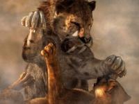 考えられている以上に巨大だった。新生代時代のサーベルタイガー、新たに発見されたスミロドンの頭蓋骨からわかったこと