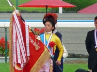 川田将雅騎手(Cake6より)