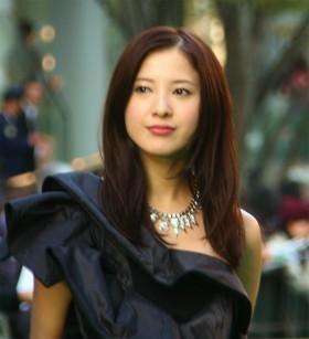 吉高由里子さん(2012年撮影)