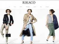 「RIKACO Official Site」より