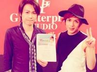 岸田健作オフィシャルブログ「健作とKENSAKUを検索」より