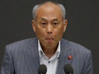 政治資金流用疑惑で辞職願を提出した舛添都知事(「ロイター/アフロ」より)