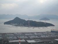 金輪島(Yama 1009さん撮影、Wikimedia Commonsより)