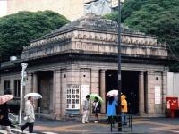 博物館動物園駅(画像はWikimedia Commons