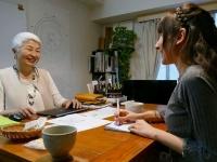 左:みさと動心氏、右:深月ユリア 撮影:鈴木淳(しながわてれび放送)