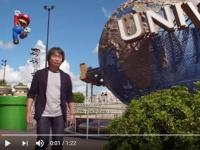 Nintendo公式Youtubeチャンネル「任天堂×ユニバーサル・テーマパークのビジョン」より。