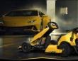 ランボルギーニがセグウェイとタッグを組んで大人向けの電動カートを開発