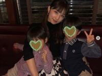 インスタグラム:小倉優子(@gura_yuko_0826)より