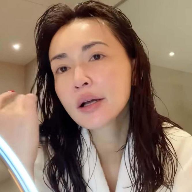 長谷川京子、風呂上がりの完璧なすっぴんで圧倒「神的にキレイ」(1 ...