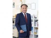 『「最強」ソリューション戦略』(日本経済新聞出版社刊)の著者、高杉康成さん