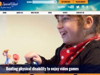 「SpecialEffect」公式サイトより。