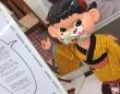 閉店を目前に「ペコちゃん」からメッセージ(画像はRN:やみのじふyaminojifu_25さん