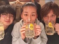(郭智博Instagramより)