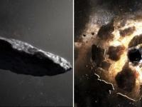 恒星間天体「オウムアムア(Oumuamua)」の謎。惑星との激しい衝突により制御不能な回転をしていることが判明(オーストラリア研究)