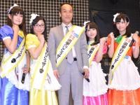 東国原元県知事は、舞台出演を理由に都知事選には出馬しないと語った。