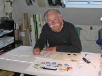 2017年2月16日、ディック・ブルーナは享年89で天寿をまっとう(写真はWikipediaより)