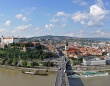 スロバキアの首都ブラチスラヴァ 「Wikipedia」より引用