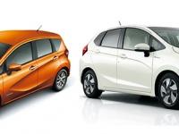 低燃費コンパクトカー比較!ノートe-POWERとフィットハイブリッド、今買うならどっち?