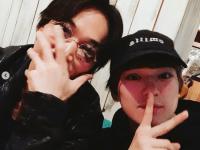 ※画像は綾野剛のインスタグラムアカウント『@go_ayano_official』より/こちらは4枚目に投稿されていたブレていない写真