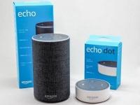 日本でも「Amazon Echo」シリーズの一般販売がようやく始まった