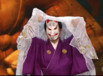 イギリスの番組で日本の伝統奇術『手妻』を披露!七変化するお面に拍手喝采!