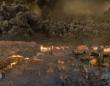 古代都市ポンペイが迎えた運命の日。ヴェスヴィオ火山が噴火したその瞬間の様子を再現した迫力の3Dアニメーション