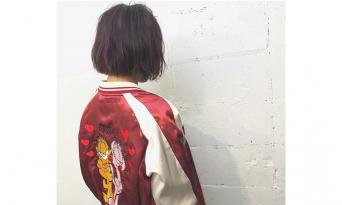 """男女ウケ◎""""透け感バイオレット""""で最強春スタイルにイメチェン!2018"""