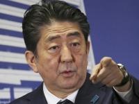 2017年衆議院選挙 安倍首相、結果を受け会見(AP/アフロ)