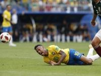 ブラジルのネイマール選手(写真:Abaca/アフロ)