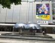広島駅南口噴水広場。「つまきち」さん(tsumakichan