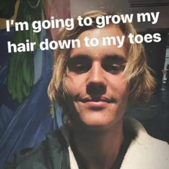 ジャスティン・ビーバー(c)Instagram