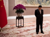 中国の習近平国家主席(写真:代表撮影/ロイター/アフロ)