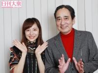 麻美ゆまとルー大柴(右)