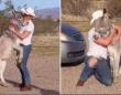 ロバが犬化。育児放棄されたロバを保護し、犬と共に育てたところ犬みたいになっちゃった(アメリカ)