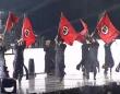 問題となっているBTSの軍服パフォーマンス(SeoTaiji公式Youtubeチャンネルより)
