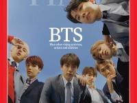10月には米TIME誌アジア版の表紙も飾ったBTS(防弾少年団)