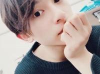 中性的な容姿も◎/橋本祥平オフィシャルブログより