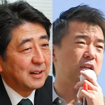 自民ドタバタ総裁選と「安倍・橋下」マル秘合体プラン(2)新旧キングメーカーの「抗争」