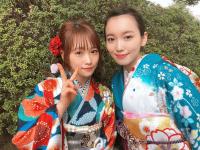 ※画像は川栄李奈のインスタグラムアカウント『@rina_kawaei.official』より