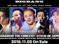 BIGBANG公式サイトより