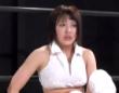 高校中退した17歳女子プロレスラーが巨乳すぎる!